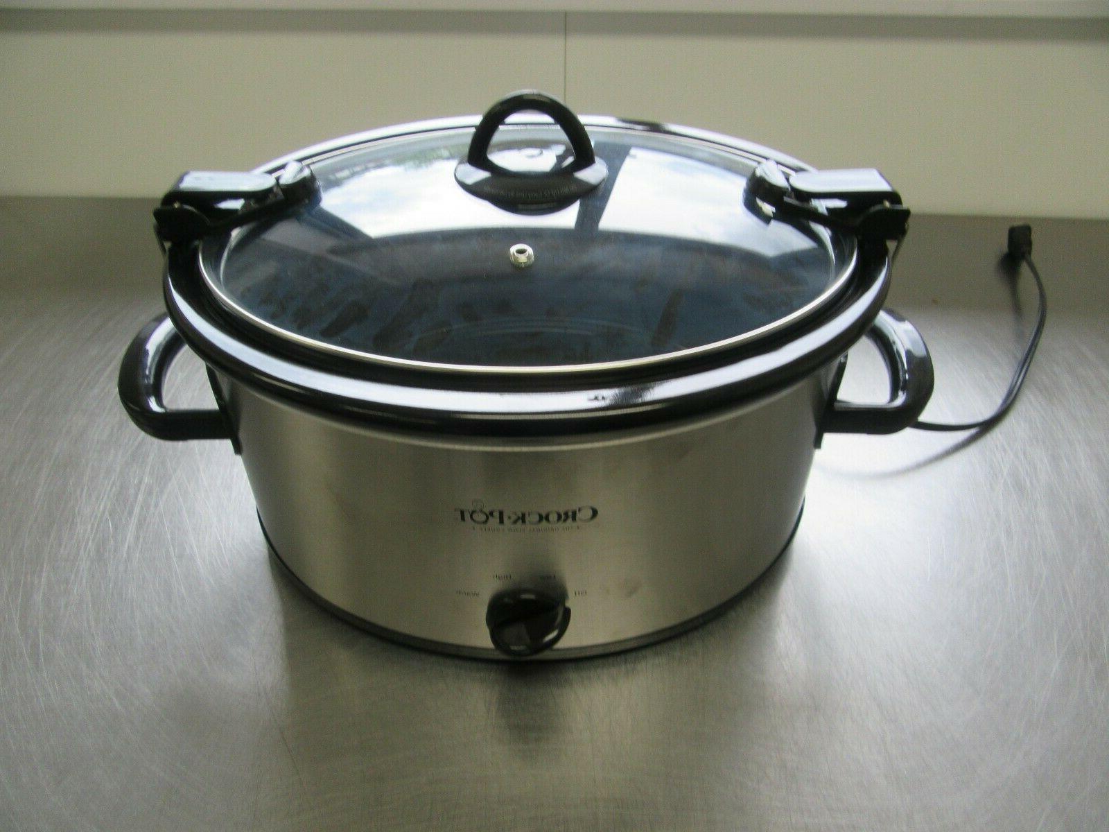 new in box crockpot original slow cooker