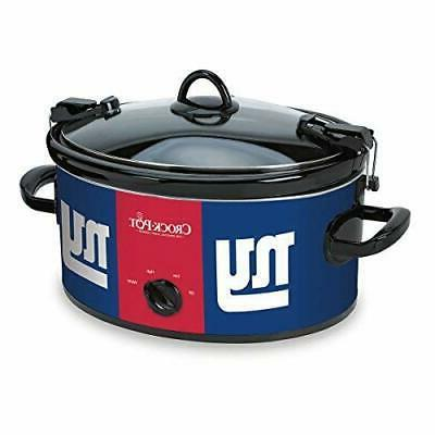 NFL® New York Giants Crock-Pot® Cook & Carry™