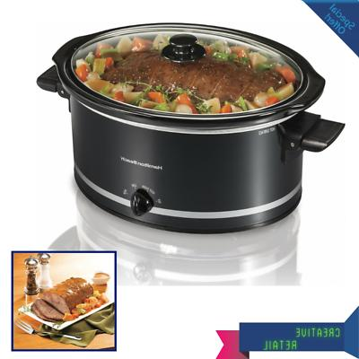 nib 8 quart capacity slow cooker model