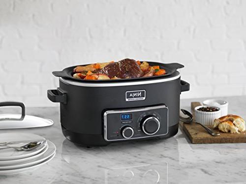ninja 1 cooking system
