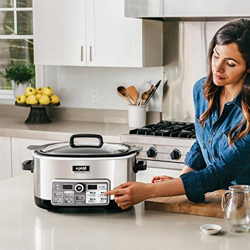 Ninja Auto-iQ with 80-Pre-Programmed Recipes for Baking and 6-Quart