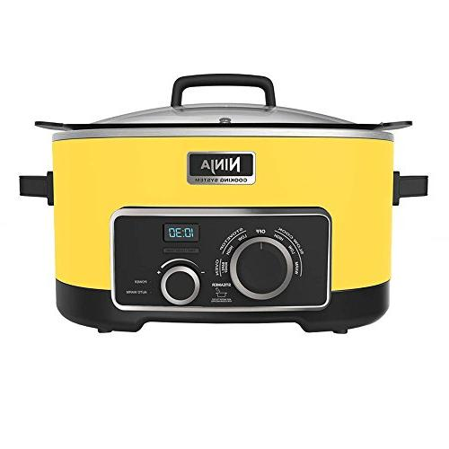 ninja multi cooker 1 cooking