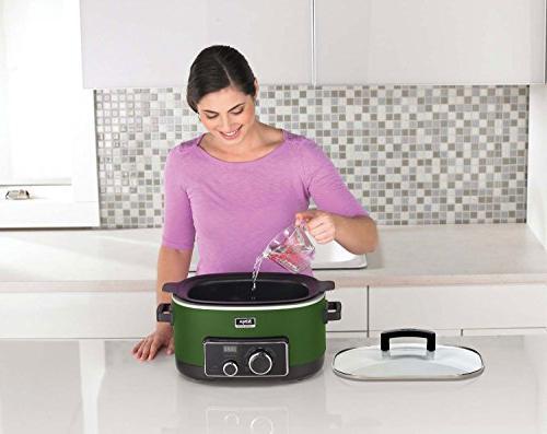 Ninja Multi Cooker 4-in-1 6-Quart Cooking