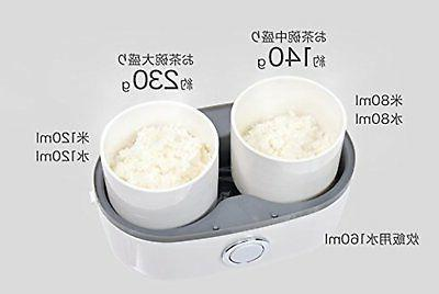 Sanko Rice Cooker portable for Solo MINIRCE2 w/English