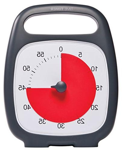 Time Plus 60 Minute Visual Optional Alert Ticking; Time Management Tool