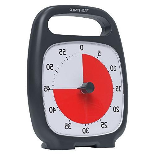 Time Minute Visual Analog Optional No Ticking;