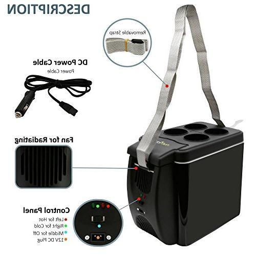 NutriChef Appliance Plug Warmer/Cooler, Size,