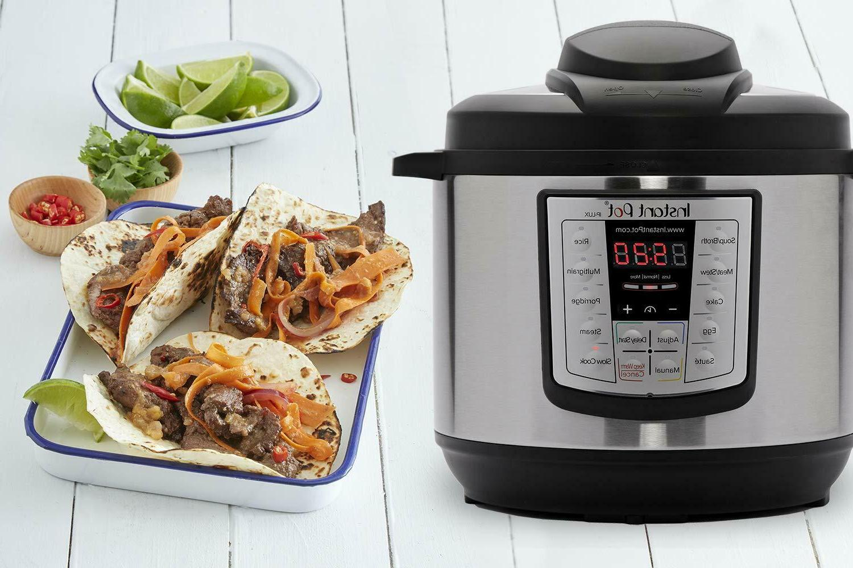 Instant LUX60V3 6 Programmable Cooker,