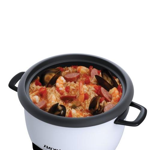 Aroma Pot-Style Rice Cooker