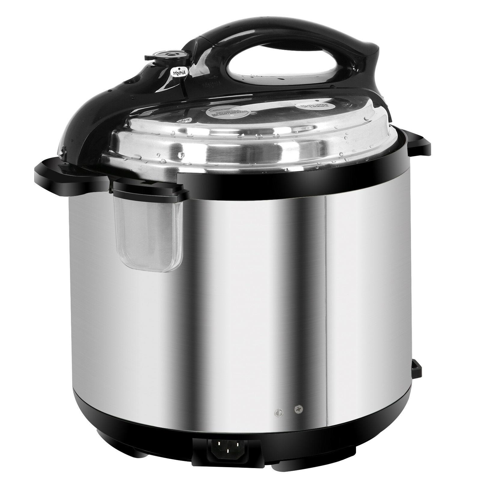 6.3Qt 7-in-1 Multi-Use Programmable Pressure Cooker Slow Coo