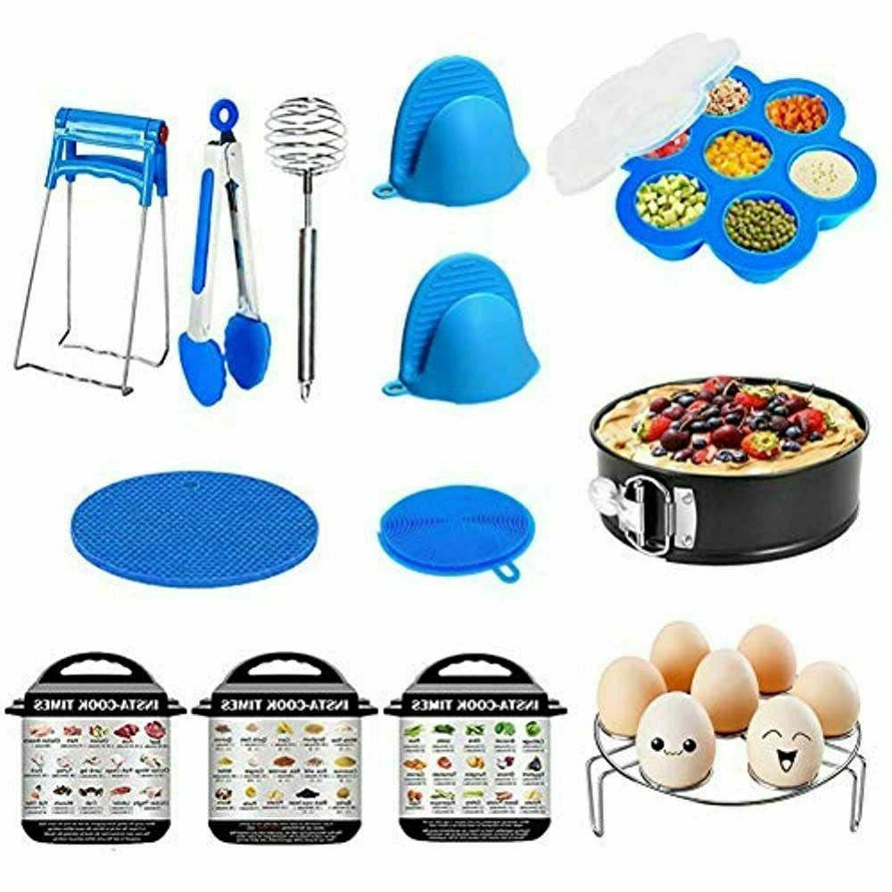 pressure cooker accessories set 14 pieces instant