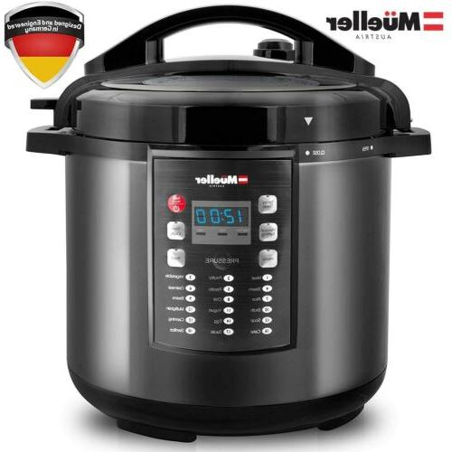 Pressure Cooker Instant 10-in-1 Pot Pro 19 Program