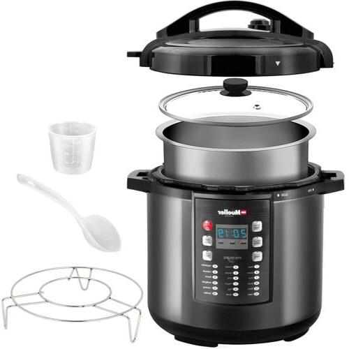 Pressure Cooker Instant 10-in-1 19 Program 8