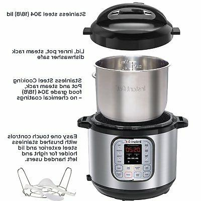 Pressure Cooker Stainless Steel Electric Best Pot