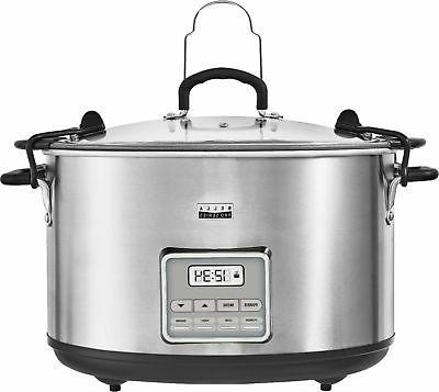 pro series 10 qt digital slow cooker