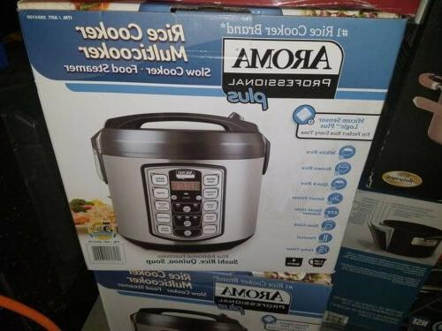professional plus rice cooker and slow cooker