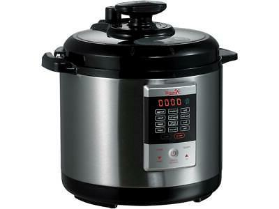 programmable pressure cooker 6qt