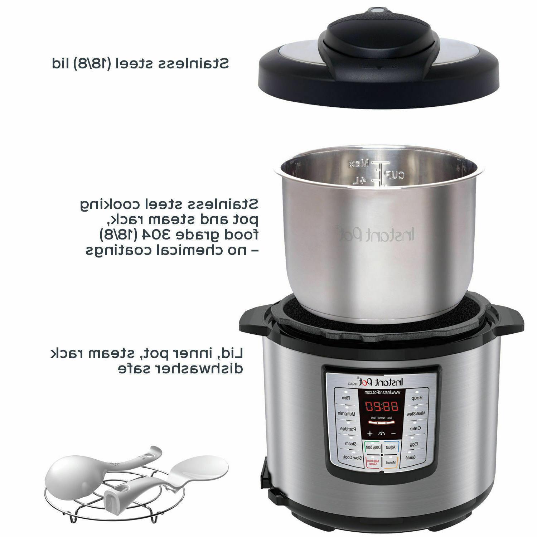 Programmable Slow 6 Rice Saute Steamer
