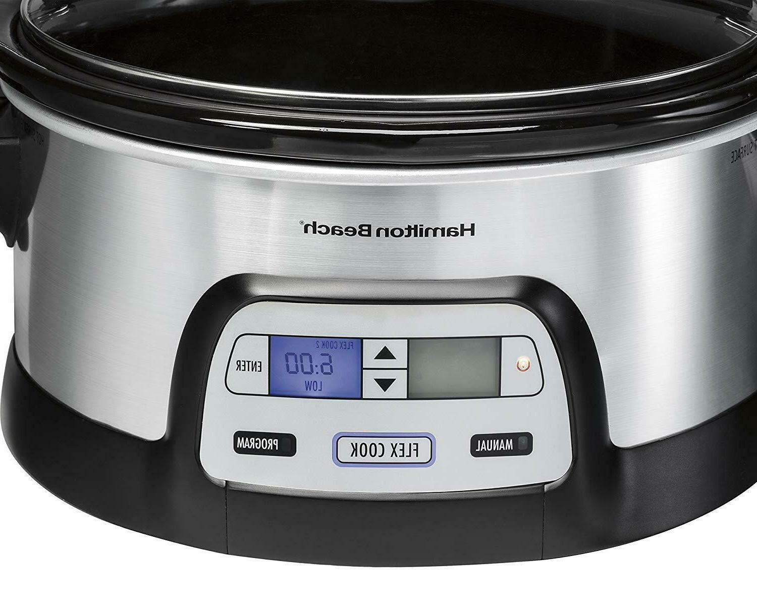 Quart, Dual Stainless Steel