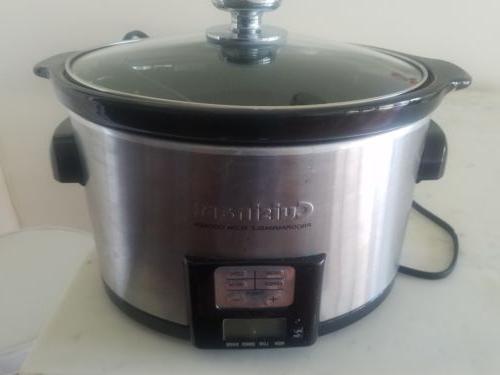 Cuisinart PSC-350 Slow Cooker
