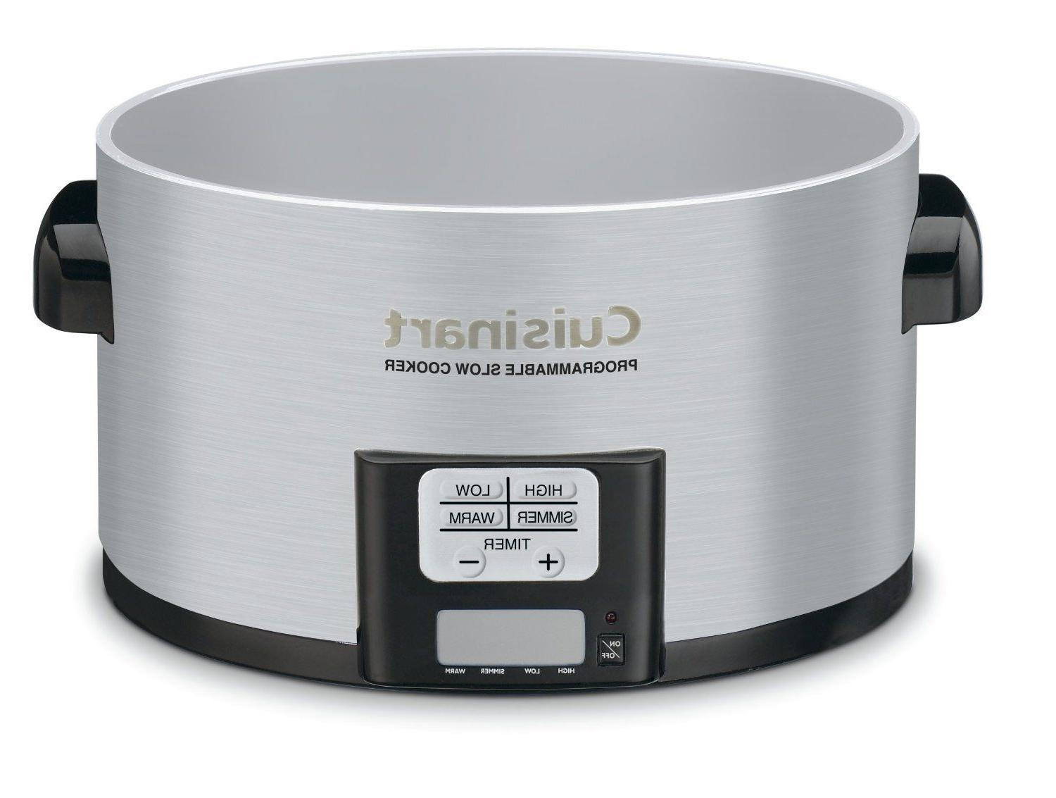 Cuisinart Slow Cookers Timer