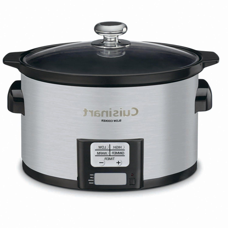 psc 350 programmable slow cookers crock pot