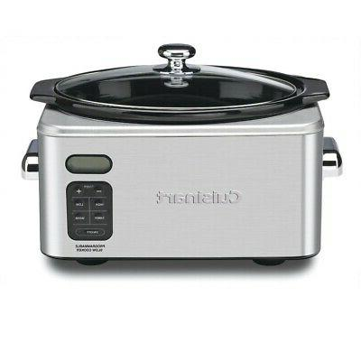 psc 650 stainless steel 6 5 quart