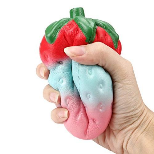 Gbell Rainbow Strawberry Super Rising Rare Fun