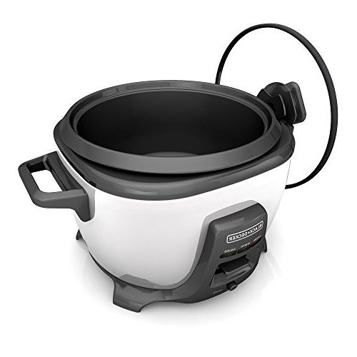 BLACKDECKER 14-Cup Cooked7-Cup Uncooked and Food with Function, W