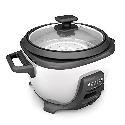 BLACKDECKER Uncooked Rice Function,