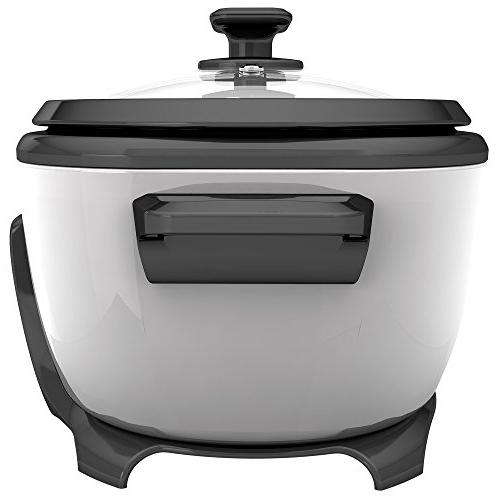 BLACKDECKER 14-Cup Uncooked Cooker Function, W
