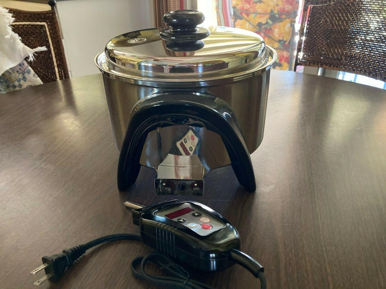 Saladmaster Regal 5 Electric Cooker SA005OCU
