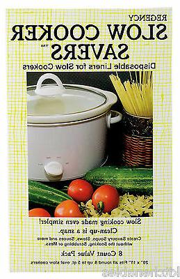 Regency Cooker Pot - BAGS Round & Up to 6.5