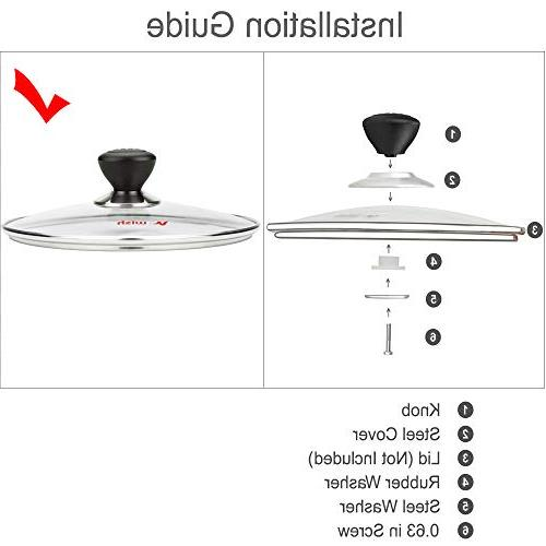 Replacement Lid Cookware Lid WISH