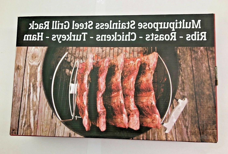 rib bbq grill smoker oven