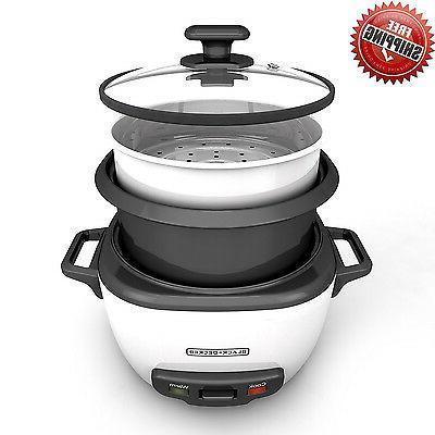 Rice Cooker Warmer Steam Function With NEW