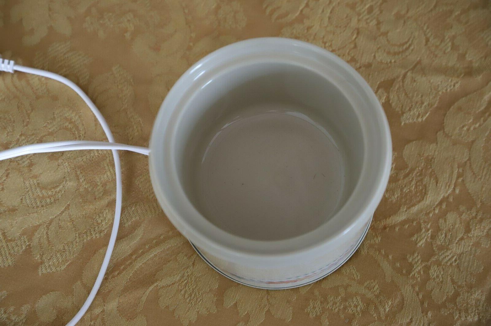 Rival Little Dipper Stoneware Fondue