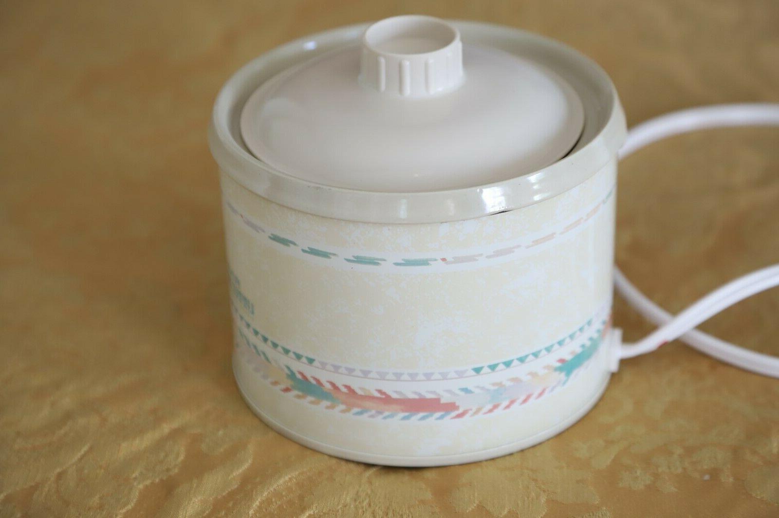 rival crock pot little dipper stoneware slow