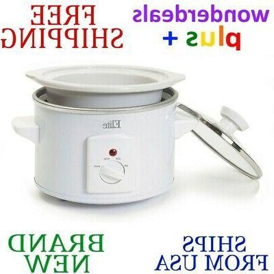 round slow cooker