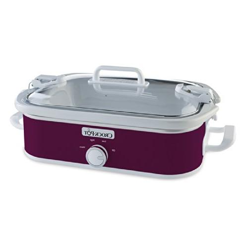Crock-Pot Slow Cooker,