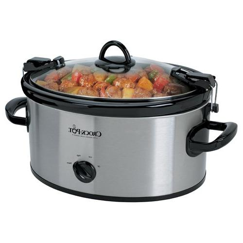 Crock Pot SCCPVL600-S Qt Slow