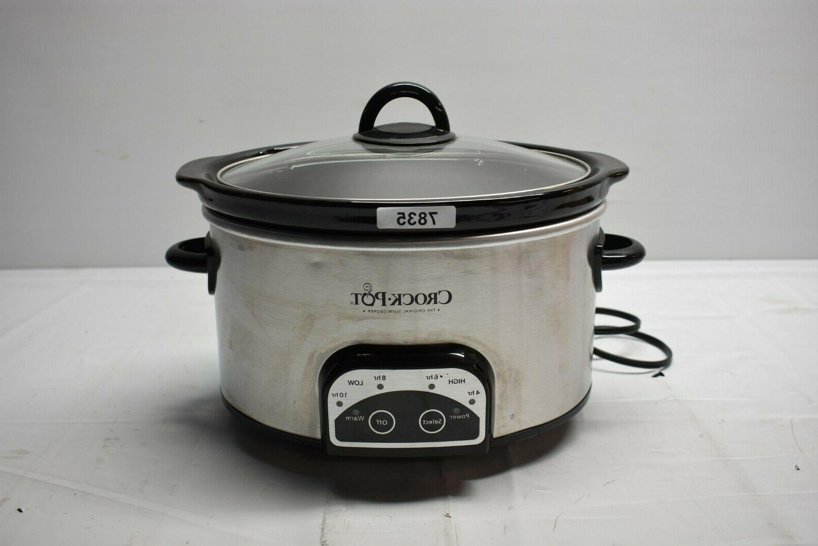 sccpvp400 smart pot slow cooker