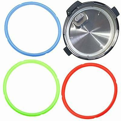 Silicone Sealing Color Coded Savory For 6 Quart Instant (3