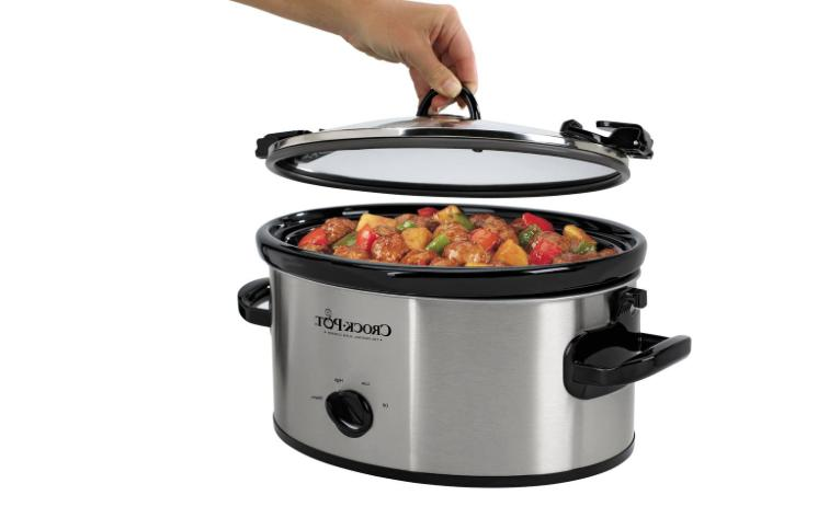 CrockPot Cooker Removable Insert Locking