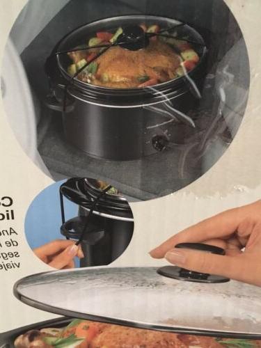 SLOW COOKER Hamilton - 5-Quart Cooker
