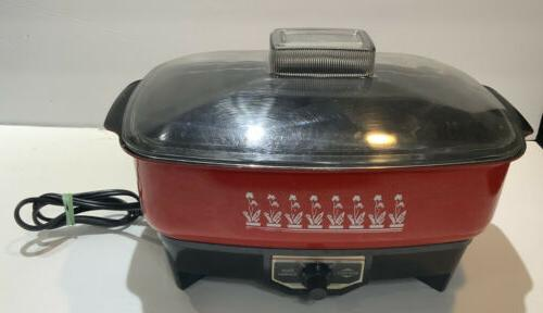 West Cooker Qt Vintage