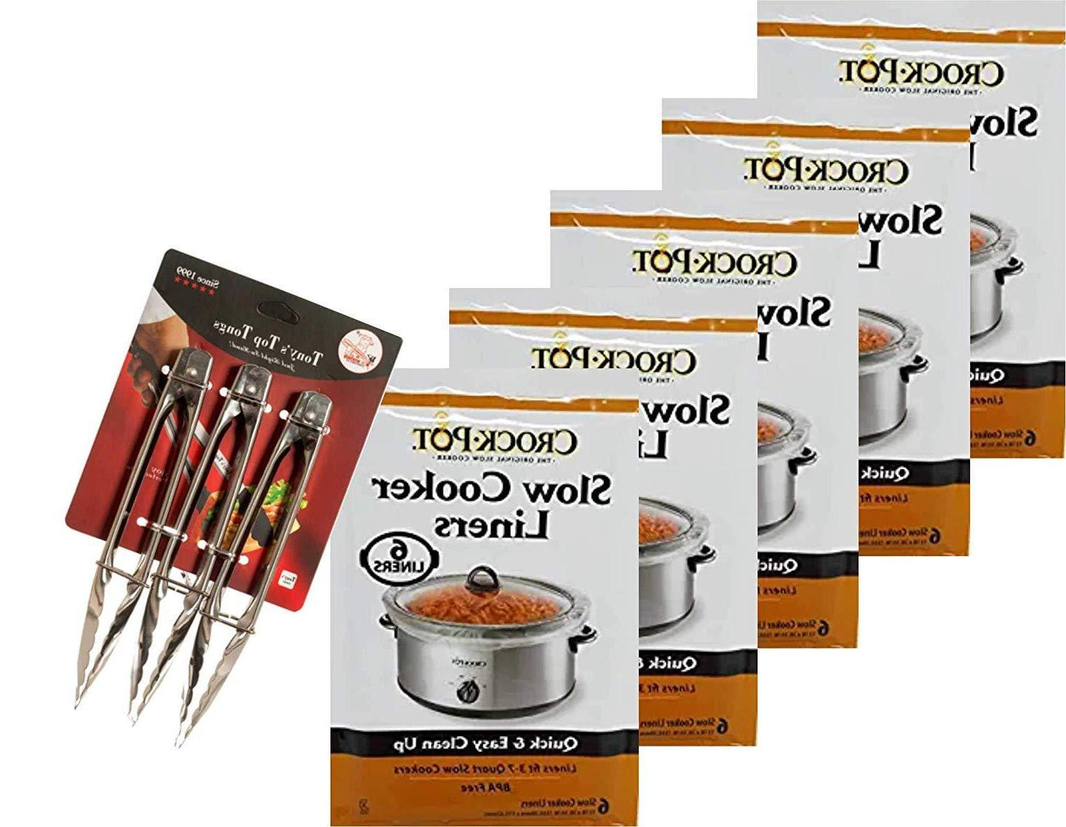 slow cooker liners 30 liners fit 3