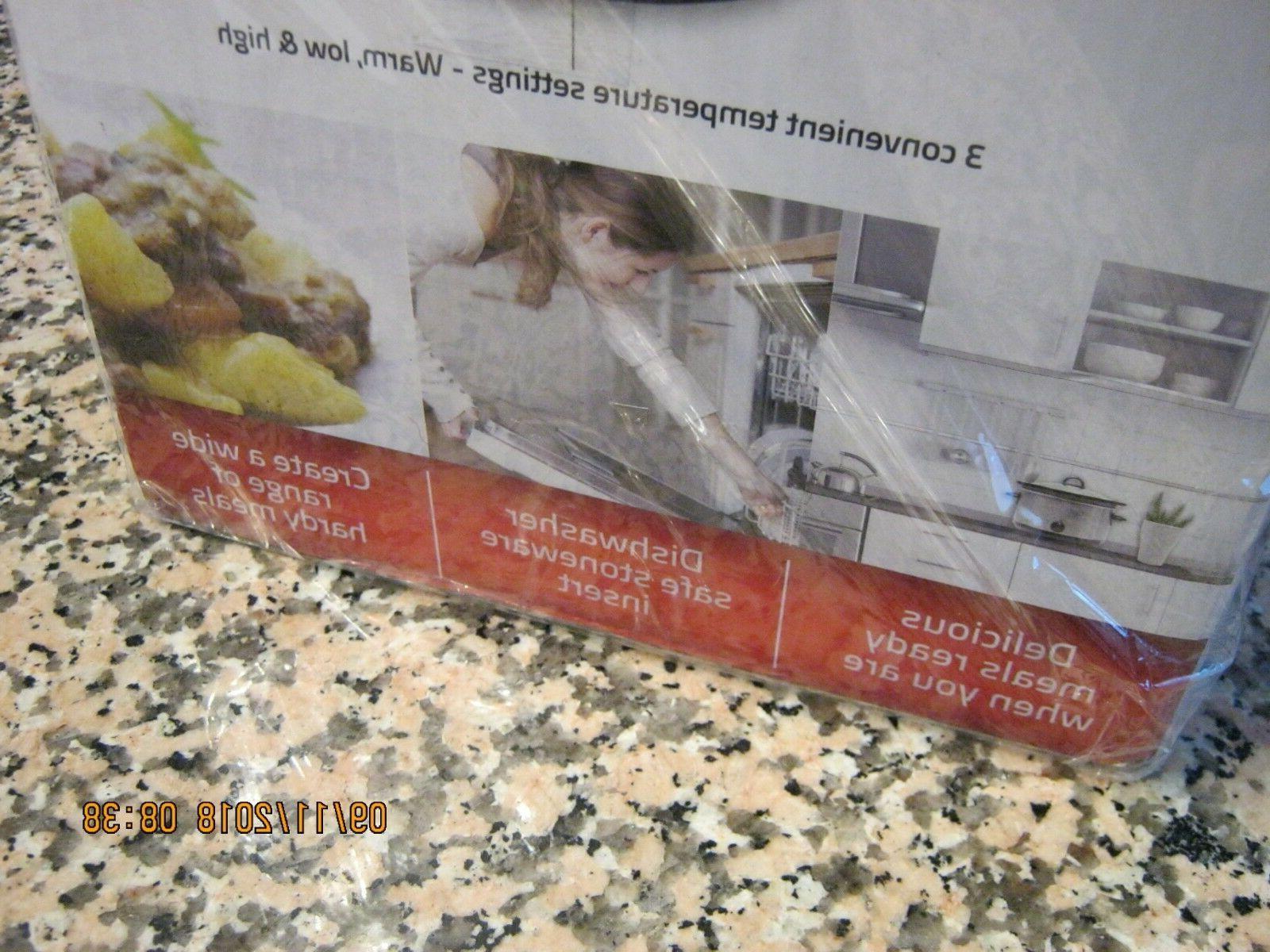 "Chefman Cooker New "" Box Model Must"