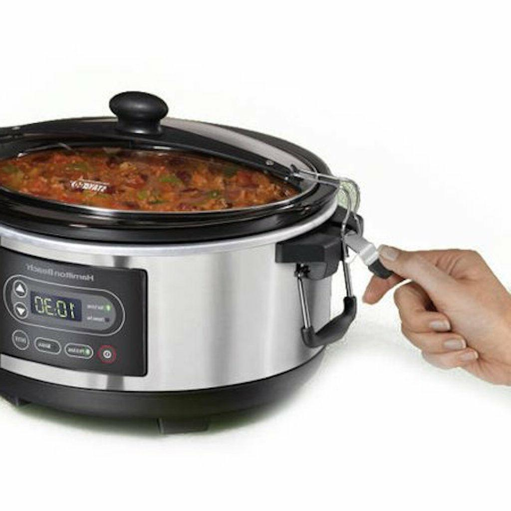 Slow Cooker Oval Hamilton Dinner FREE