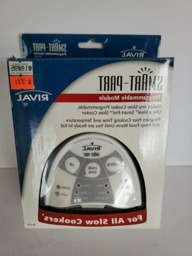 sp100 smart part slow cooker timer accessory